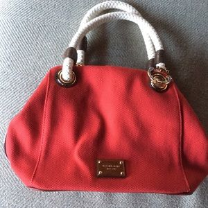 Michael Kors Res canvas handbag, never used